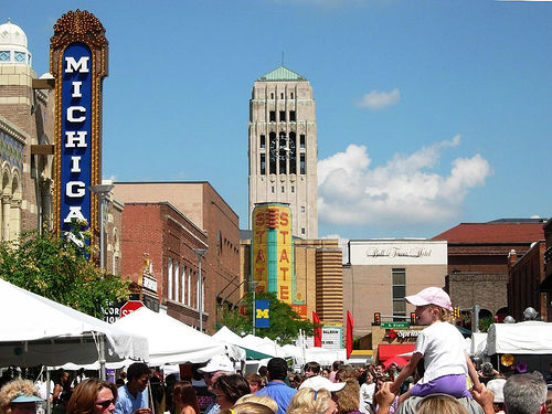 Ann Arbor Art Fair